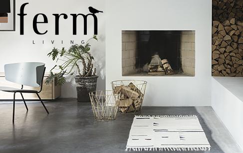 interieur van Deens merk
